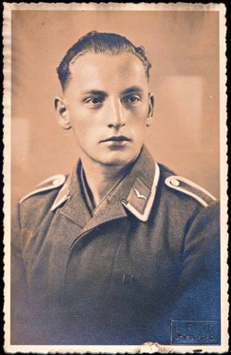 Original Luftwaffe Unteroffizier WW2 German period photo